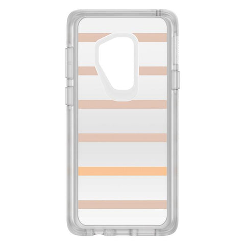 OTTERBOX SYMMETRY CLEAR GRAPHICS CASE FOR SAMSUNG GALAXY S9 PLUS - INSIDE THE LINE
