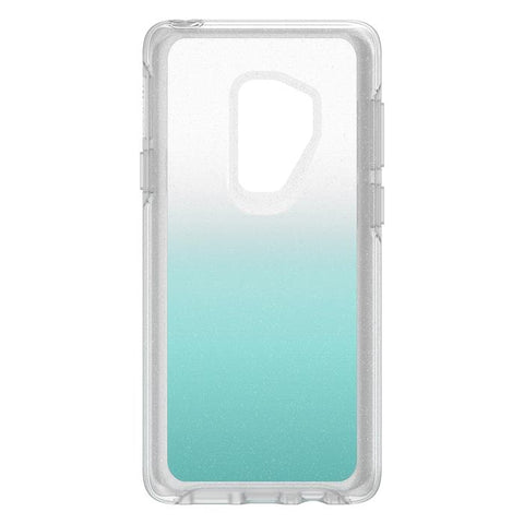 Shop OTTERBOX SYMMETRY CLEAR GRAPHICS CASE FOR SAMSUNG GALAXY S9 PLUS - ALOHA OMBRE Cases & Covers from Otterbox