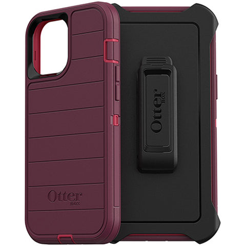 show off your new iphone 12 pro/12 with rugged protective case with integrated stands from otterbox