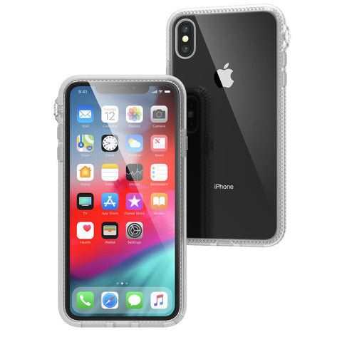 Shop CATALYST IMPACT PROTECTION CASE FOR IPHONE XS MAX - CLEAR Cases & Covers from Catalyst