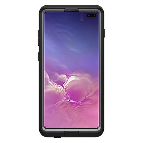 Shop LIFEPROOF FRE WATERPROOF CASE FOR GALAXY S10 PLUS (6.4-INCH) - BLACK Cases & Covers from Lifeproof