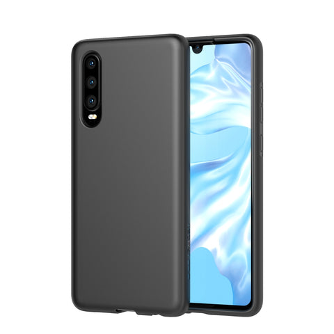 Shop TECH21 STUDIO COLOUR CASE FOR HUAWEI P30 - BLACK Cases & Covers from TECH21