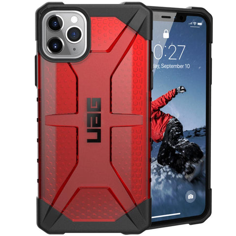 "UAG Plasma Armor Shell Case for iPhone 11 Pro Max (6.5"") - Magma"