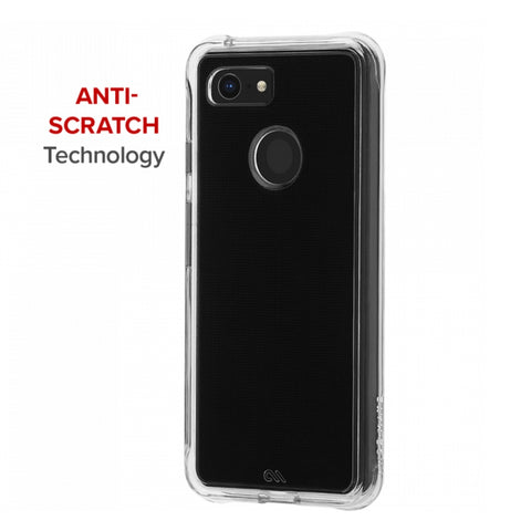 Shop CASEMATE TOUGH CLEAR CASE FOR GOOGLE PIXEL 3 XL - CLEAR COLOUR Cases & Covers from Casemate