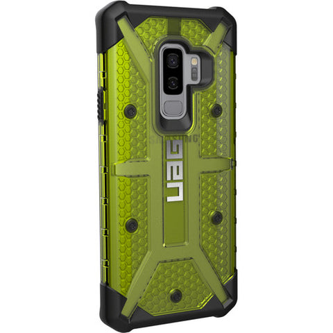 Shop UAG PLASMA ARMOR SHELL CASE FOR SAMSUNG GALAXY S9 PLUS - CITRON  from Syntricate Asia