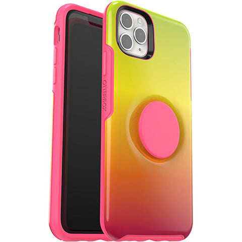 "Shop OTTERBOX Otter + Pop Symmetry Case For iPhone 11 Pro Max (6.5"") - Island Ombre Cases & Covers from Otterbox"