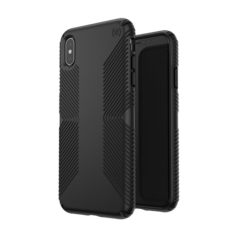 Shop SPECK PRESIDIO GRIP IMPACTIUM CASE IPHONE XS/X- BLACK  from Syntricate Asia
