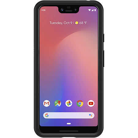 Shop OTTERBOX SYMMETRY SLIM STYLISH CASE FOR GOOGLE PIXEL 3 XL - BLACK Cases & Covers from Otterbox
