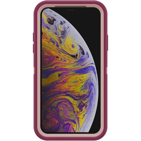 Shop OTTERBOX OTTER + POP DEFENDER CASE FOR IPHONE X/XS - FALL BLOSSOM Cases & Covers from Otterbox
