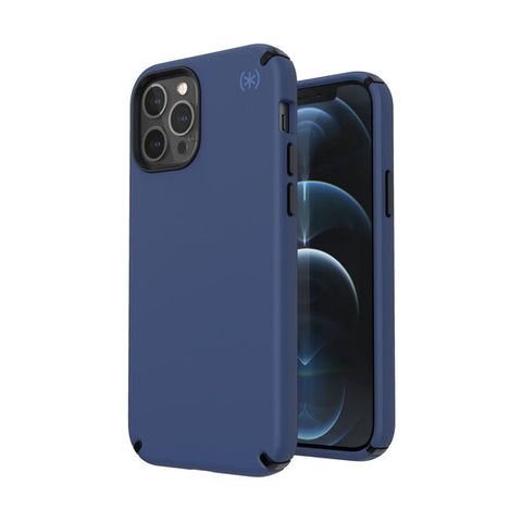 Rugged case coastal blue for iphone 12 pro max from SPECK. Buy online only at syntricate.