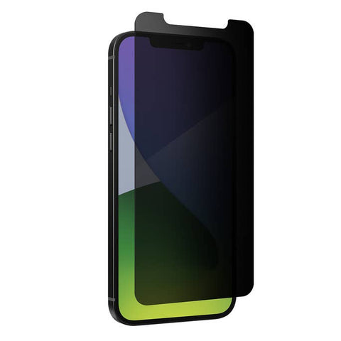 "Buy new ZAGG InvisibleShield Glass Elite Privacy+ Screen Protector For iPhone 12 Mini (5.4"") online only at syntricate."