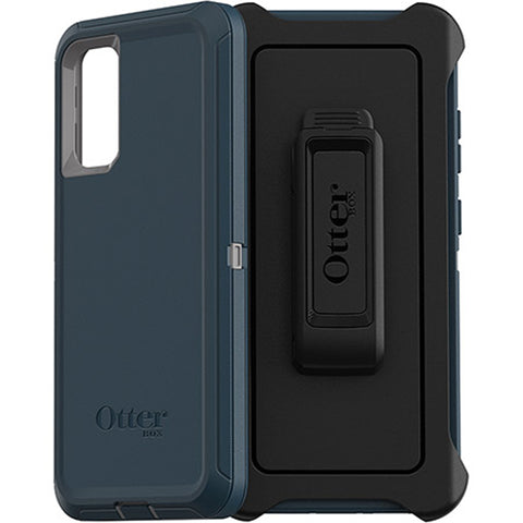 "Shop OTTERBOX Defender Screenless Rugged Case For Galaxy S20 (6.2"") - Gone Fishin Cases & Covers from Otterbox"