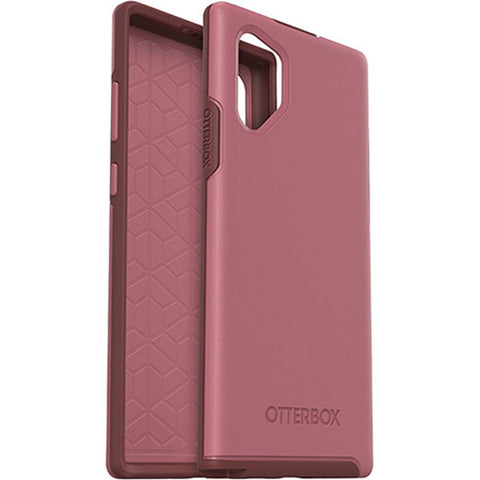 Shop OTTERBOX SYMMETRY CASE FOR FOR GALAXY NOTE 10 PLUS/GALAXY NOTE 10 PLUS 5G (6.8 INCH) - BEGUILED ROSE PINK Cases & Covers from Otterbox