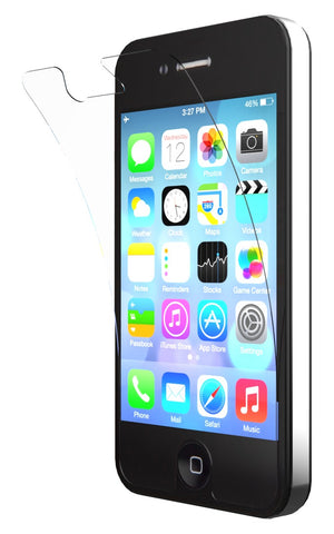 Tech21 ANTI GLARE IMPACT SHIELD SELF HEAL SCREEN PROTECTOR FOR iPHONE 4S