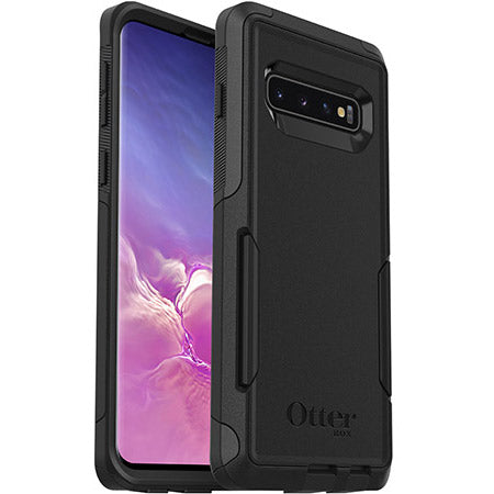 Shop OTTERBOX COMMUTER CASE FOR SAMSUNG GALAXY S10 (6.1-INCH) - BLACK Cases & Covers from Otterbox