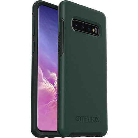 Shop OTTERBOX SYMMETRY SLIM CASE FOR GALAXY S10 (6.1-INCH) - IVY GREEN Cases & Covers from Otterbox