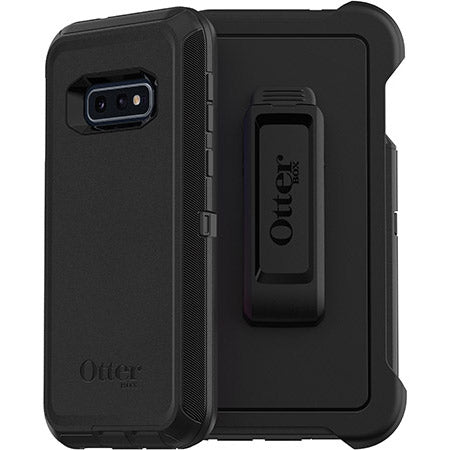Shop OTTERBOX DEFENDER SCREENLESS RUGGED CASE FOR GALAXY S10E (5.8-INCH) - BLACK Cases & Covers from Otterbox