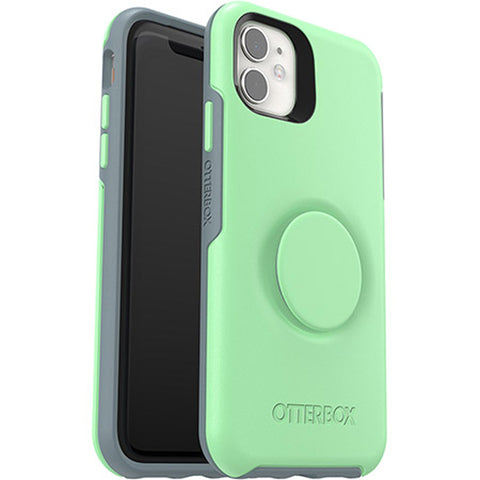 "Shop Otterbox Otter + Pop Symmetry Case For iPhone 11 (6.1"") - Mint to Be Cases & Covers from Otterbox"