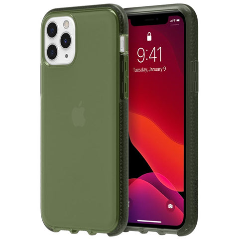"Shop GRIFFIN Survivor Clear Case for iPhone 11 Pro (5.8"") - Bronze Green Cases & Covers from Griffin"