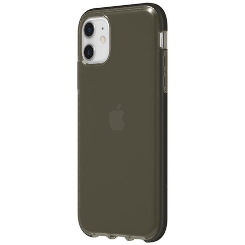 "Shop GRIFFIN Survivor Clear Case for iPhone 11 (6.1"") - Black Cases & Covers from Griffin"