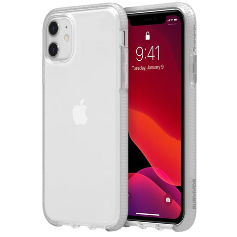 "Shop GRIFFIN Survivor Clear Case for iPhone 11 (6.1"") - Clear Cases & Covers from Griffin"