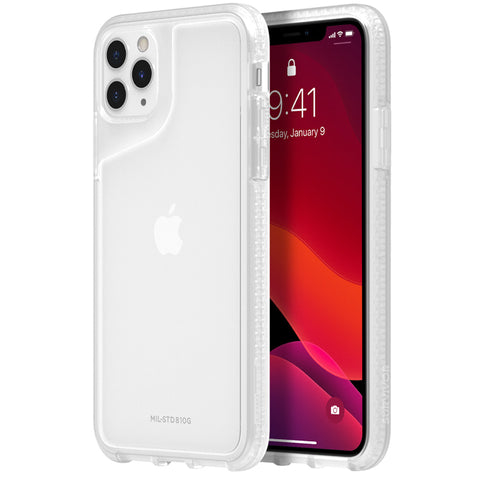 "Shop GRIFFIN Survivor Clear Case for iPhone 11 Pro Max (6.5"") - Clear Cases & Covers from Griffin"