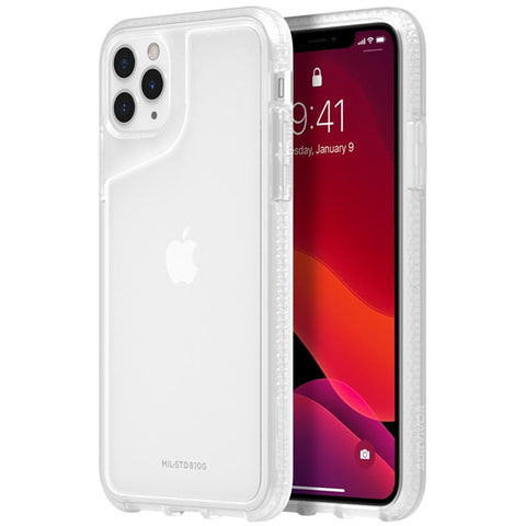 "Shop GRIFFIN Survivor Strong Case For iPhone 11 Pro Max (6.5"") - Clear Cases & Covers from Griffin"
