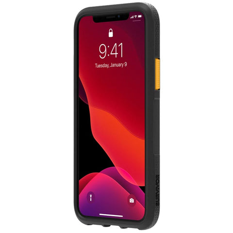 "Shop GRIFFIN Survivor Endurance Case For iPhone 11 Pro (5.8"") -Black/Citrus/Clear Cases & Covers from Griffin"