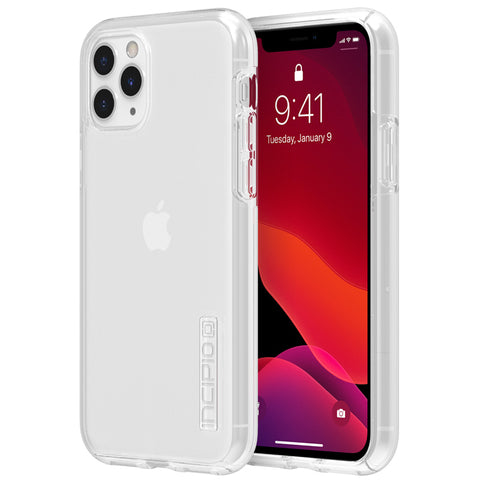 "Shop INCIPIO DualPro Dual Layer Case for iPhone 11 Pro (5.8"") - Clear Cases & Covers from Incipio"