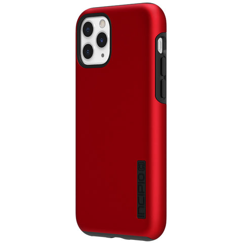 "Shop INCIPIO DualPro Dual Layer Case for iPhone 11 Pro (5.8"") - Iridescent Red Cases & Covers from Incipio"