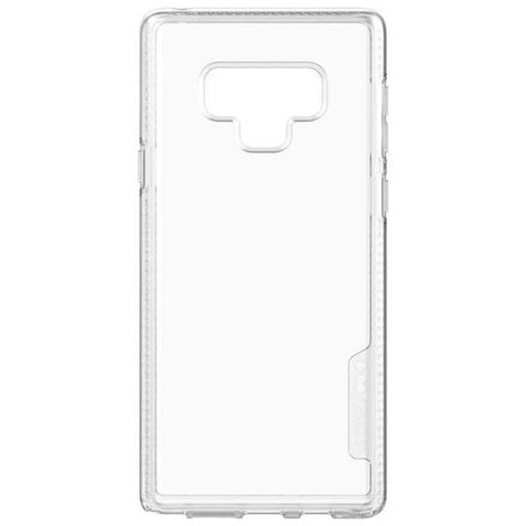 Shop TECH21 PURE CLEAR BULLETSHIELD CASE FOR GALAXY NOTE 9 - CLEAR Cases & Covers from TECH21