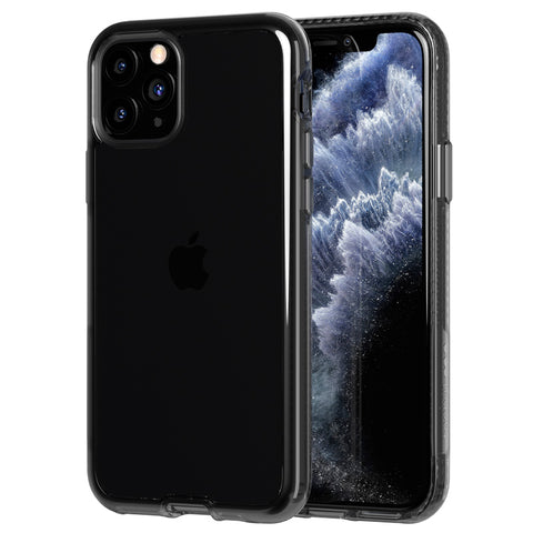 "Shop Tech21 Pure Tint Tough Case For iPhone 11 Pro Max (6.5"") - Carbon Cases & Covers from Tech21"