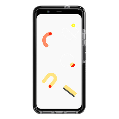 "Shop Tech21 Evo Check Case for Google Pixel 4 XL (6.3"") - Smokey Black Cases & Covers from TECH21"