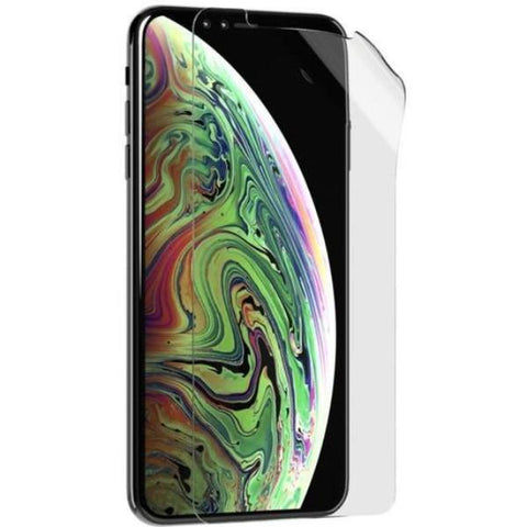 Shop TECH21 IMPACT SHIELD SELF-HEALING SCREEN PROTECTOR FOR IPHONE XS MAX Screen Protector from TECH21