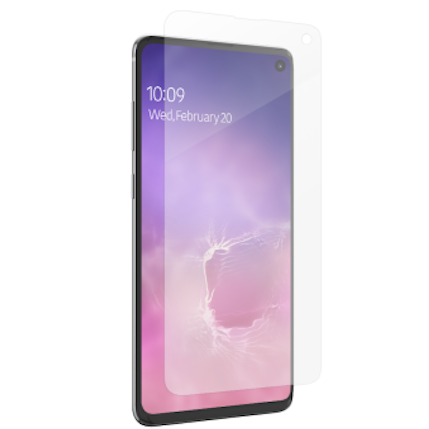 screen protector for samsung galaxy s10e from zagg