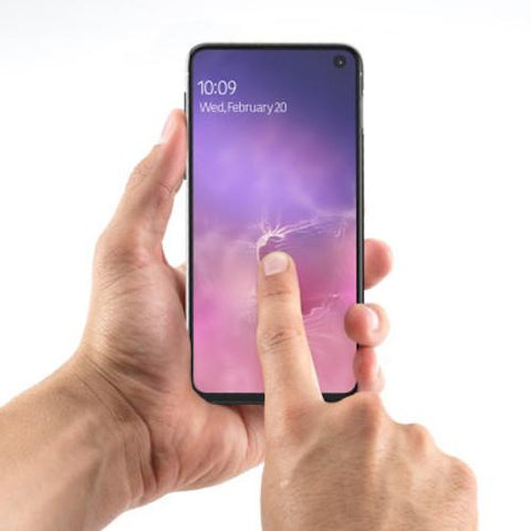 Shop ZAGG INVISIBLE SHIELD ULTRA CLEAR MAXIMUM CLARITY SCREEN PROTECTOR FOR SAMSUNG GALAXY S10E (5.8-INCH) Cases & Covers from Zagg