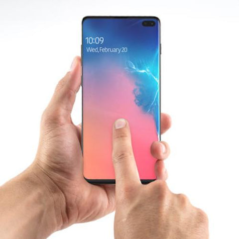 Shop ZAGG INVISIBLE SHIELD ULTRA CLEAR MAXIMUM CLARITY SCREEN PROTECTOR FOR SAMSUNG GALAXY S10 PLUS (6.4-INCH) Cases & Covers from Zagg