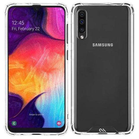 Shop CASEMATE TOUGH CLEAR CASE FOR SAMSUNG GALAXY A50 - CLEAR Cases & Covers from Casemate
