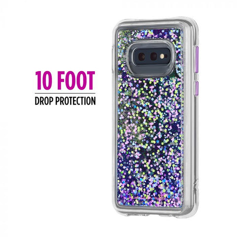 Shop CASEMATE  WATERFALL CASE FOR GALAXY S10E (5.8-INCH) - PURPLE GLOW  from Syntricate Asia