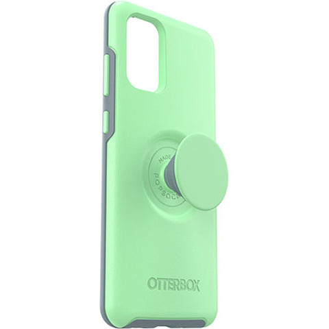 "Shop OTTERBOX Otter + Pop Symmetry Case For Galaxy S20 Plus (6.7"") - Mint to Be Cases & Covers from Otterbox"
