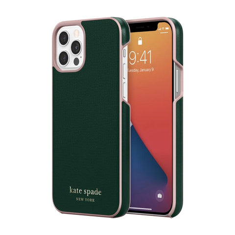 looking for case for new iphone 12 pro/12? choose new kate spade new york with signature classy style.