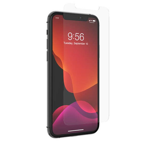 "Shop ZAGG Invisble Shield Glass Elite Screen Protector For iPhone 11 Pro (5.8"") Screen Protector from Zagg"