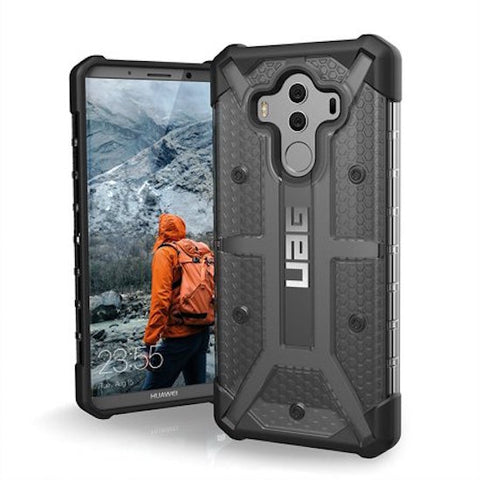 Shop UAG PLASMA COMPOSITE CASE FOR HUAWEI MATE 10 PRO - ASH/BLACK  from Syntricate Asia