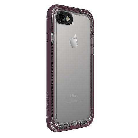 Lifeproof Nuud Waterproof Case for iPhone 7 - Purple/Berry