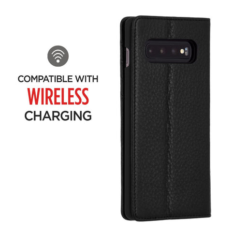 Shop CASEMATE WALLET FOLIO CASE FOR GALAXY S10 (6.1-INCH) - BLACK  from Syntricate Asia