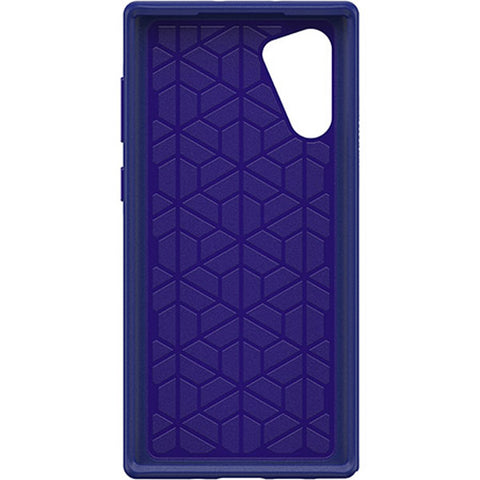 Shop OTTERBOX SYMMETRY CASE FOR FOR GALAXY NOTE 10 (6.3-INCH) - SAPPHIRE SECRET BLUE Cases & Covers from Otterbox