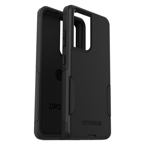 "OTTERBOX Commuter Rugged Case For Galaxy S21 Ultra 5G (6.8"") - Black"