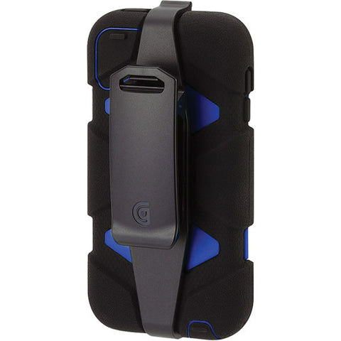 Shop GRIFFIN SURVIVOR RUGGED CASE FOR IPOD TOUCH 6TH/5TH GEN - BLACK/BLUE Cases & Covers from Griffin