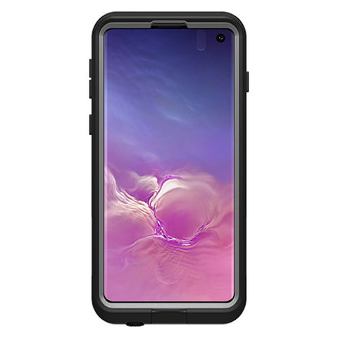 Shop LIFEPROOF FRE WATERPROOF CASE FOR GALAXY S10 (6.1-INCH) - BLACK Cases & Covers from Lifeproof
