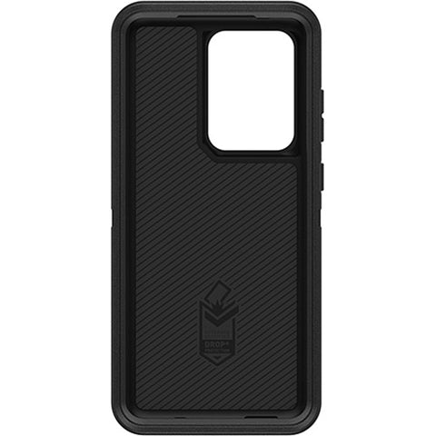 "Shop OTTERBOX Defender Screenless Rugged Case For Galaxy S20 Ultra 5G (6.9"") - Black Cases & Covers from Otterbox"